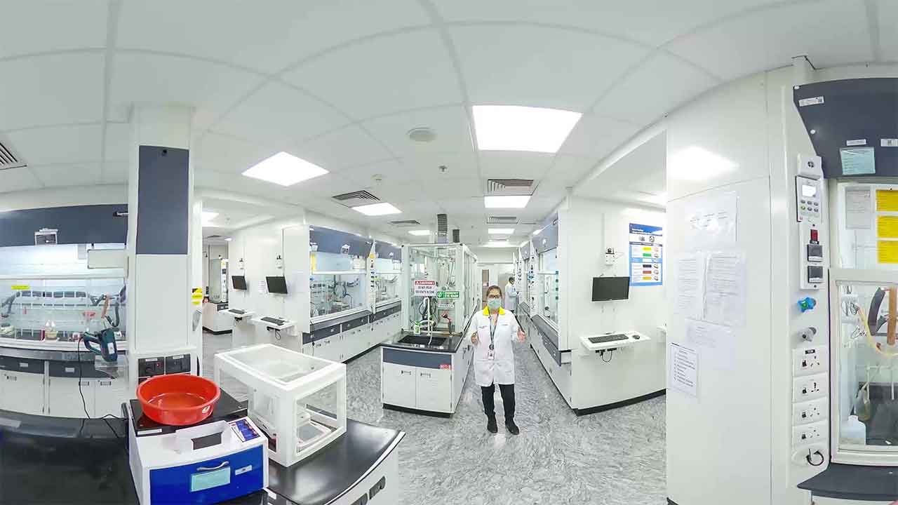 Discovery Chemistry Lab
