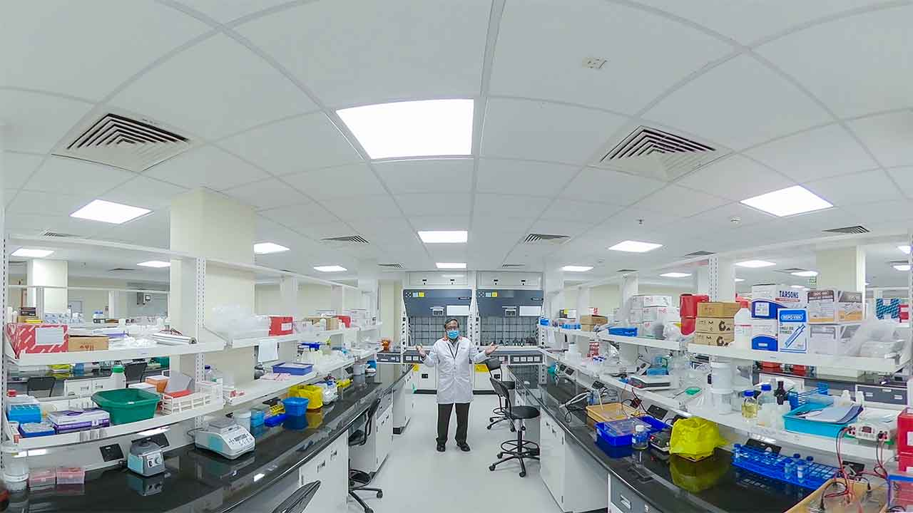 Molecular Biology And Cell Engineering Labs