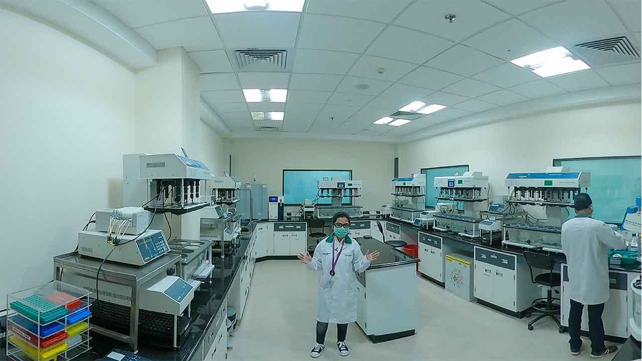 Analytical Method Development Lab