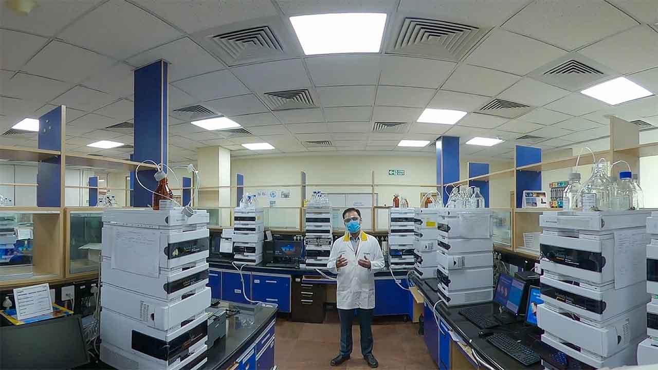 Analytical R&D Lab
