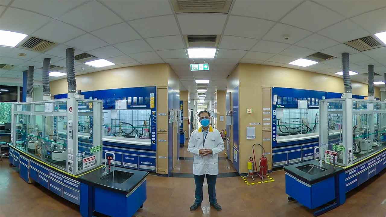 Process Research and Development Lab