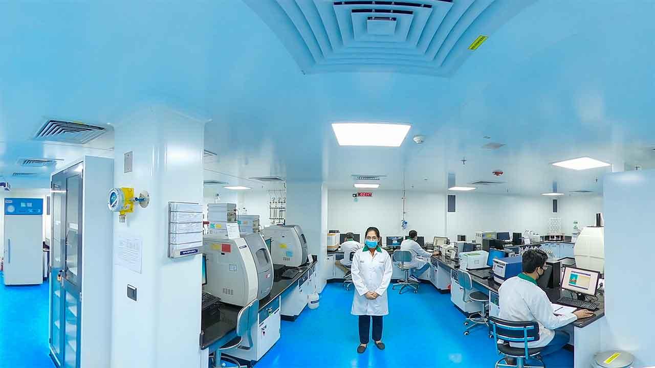 Biologics: Quality Control Labs