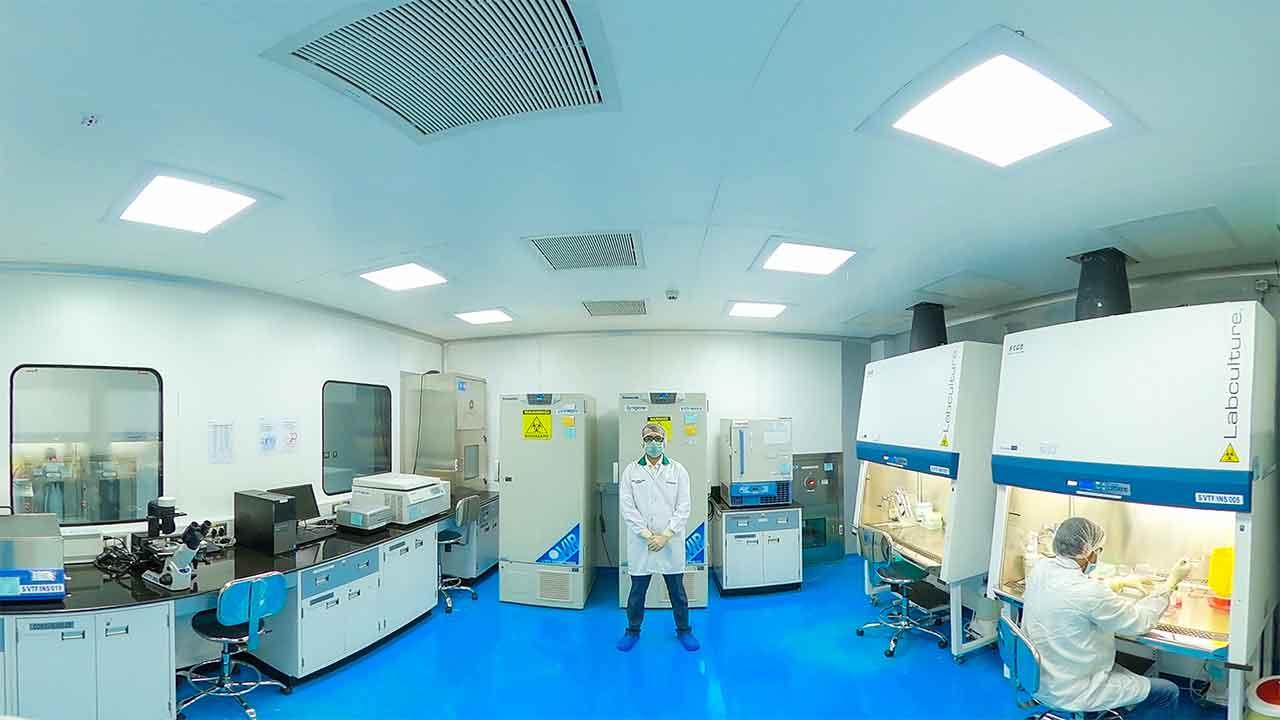 Viral Testing Facility
